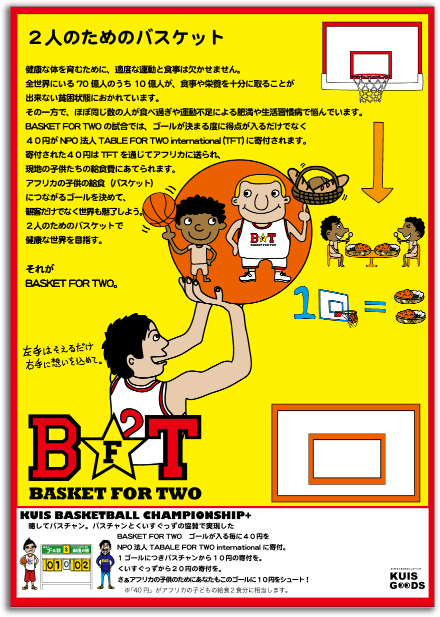 Basket for Twoのポスター